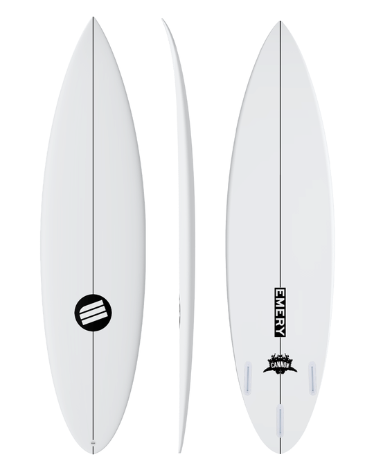 tabla de surf emery cannon