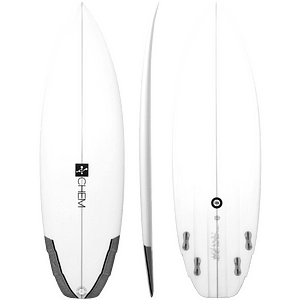 4X4 CHEMISTRY SURFBOARDS