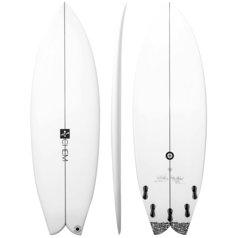 Chemistry Surfboards Robotwo