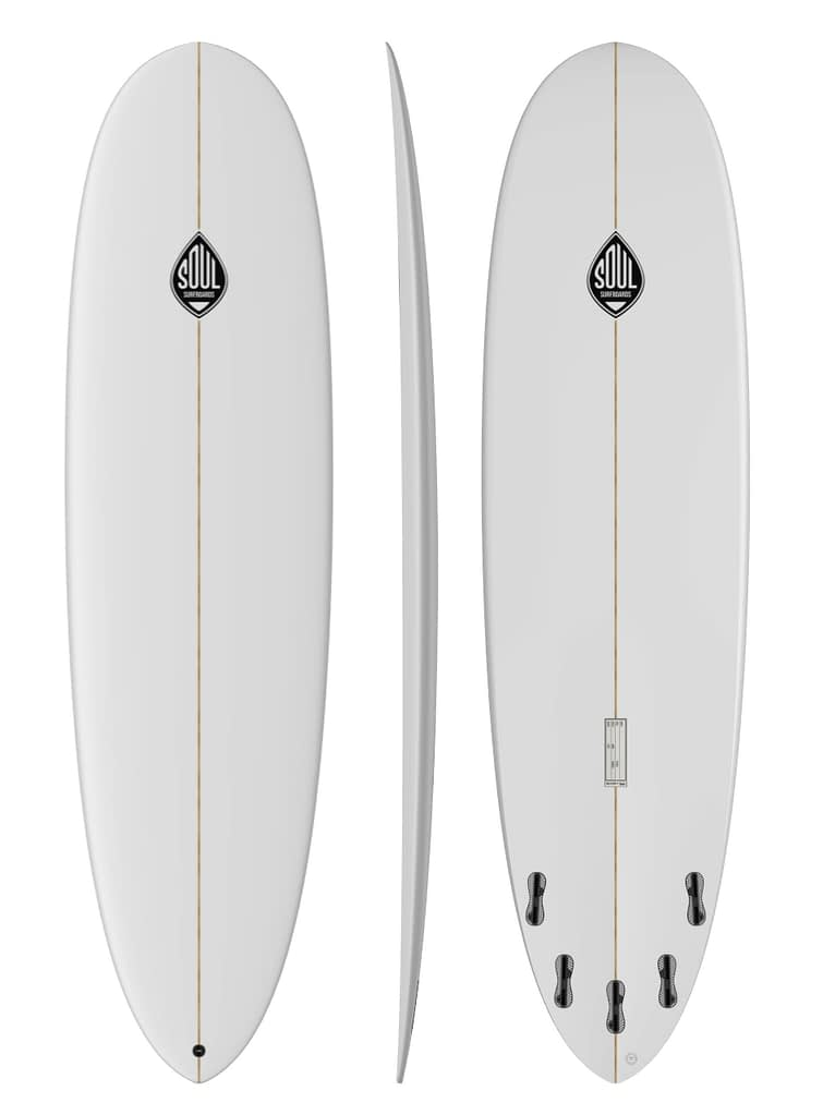 evo 2 soul surfboards
