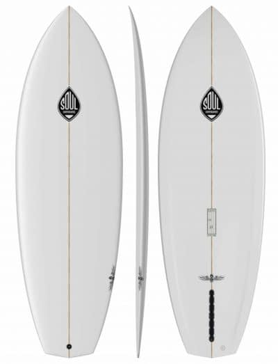 Middle Finger Soul Surfboards