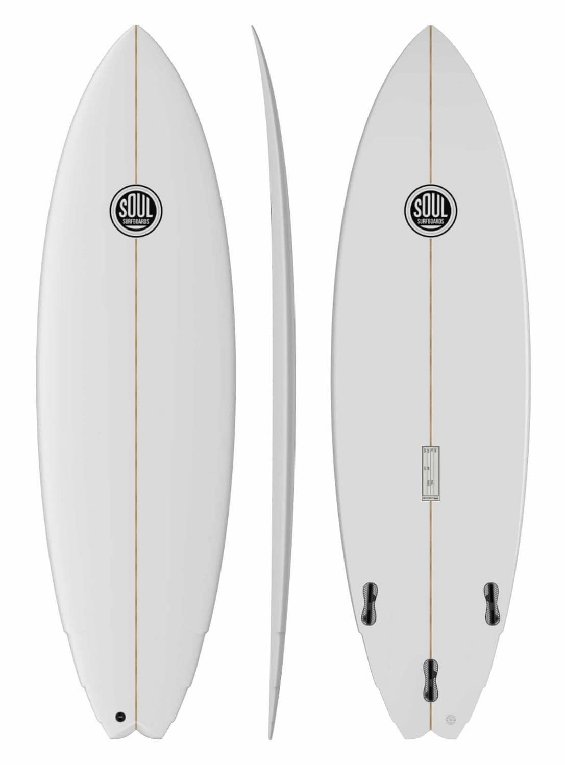 Stumpy Soul Surfboards