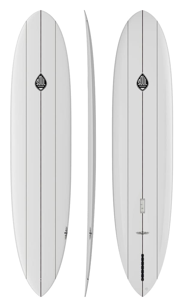 THE BOSS SOUL SURFBOARDS