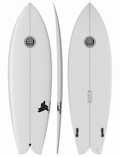 SANGRI LA FLANAGAN SURFBOARDS