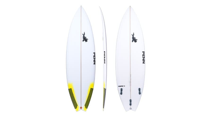 Matt Penn Surfboards Zero 2