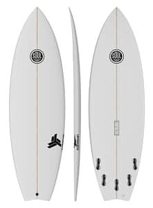 PRICKLY PUFFER FLANAGAN SURFBOARDS