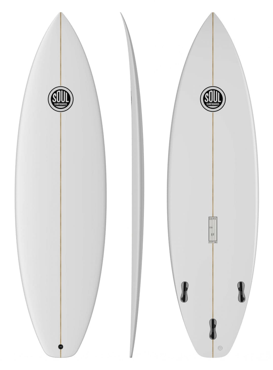 GTO I SOUL SURFBOARDS