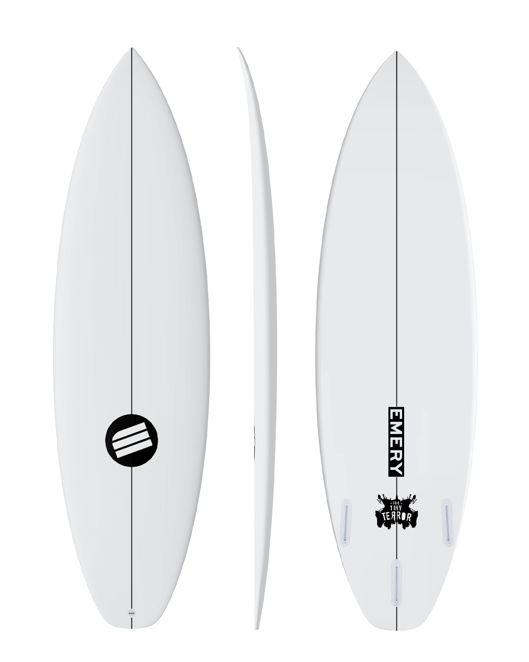 tabla de surf emery tiny terror
