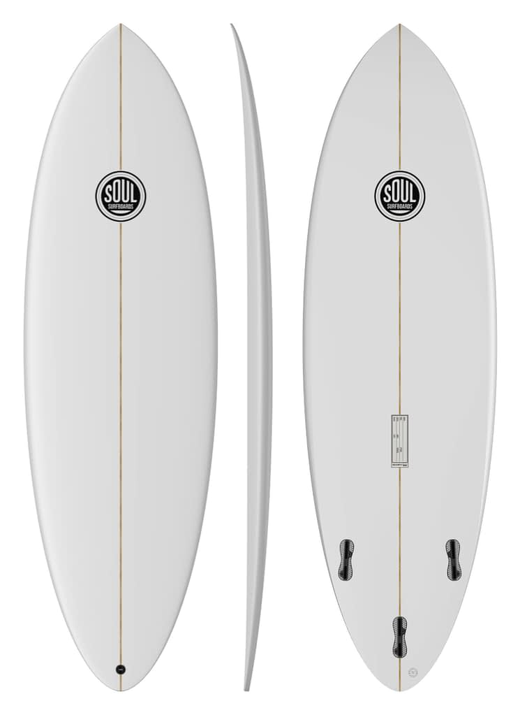 BLOB SOUL SURFBOARDS