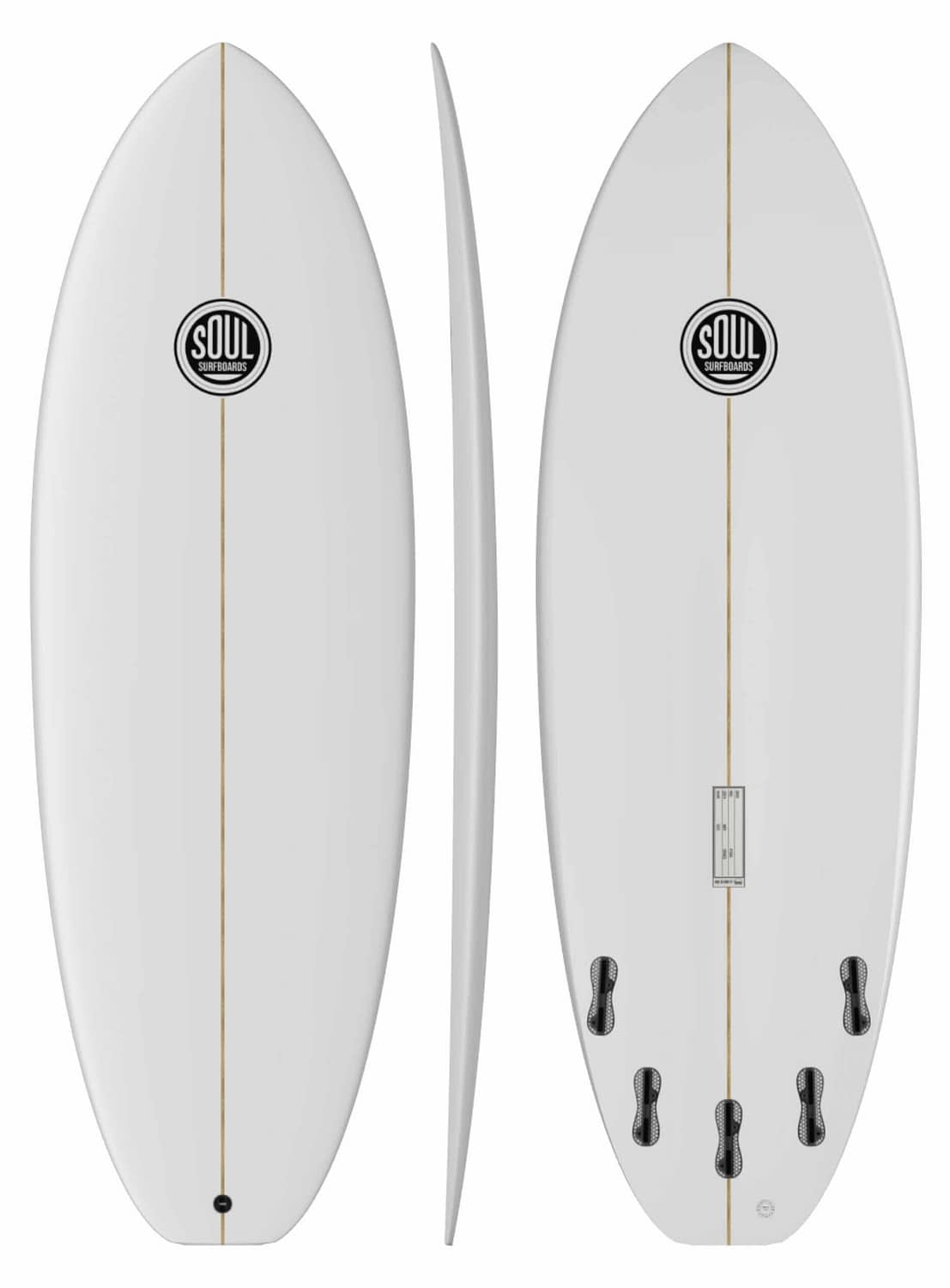 LITTLE BUDY SOUL SURFBOARDS