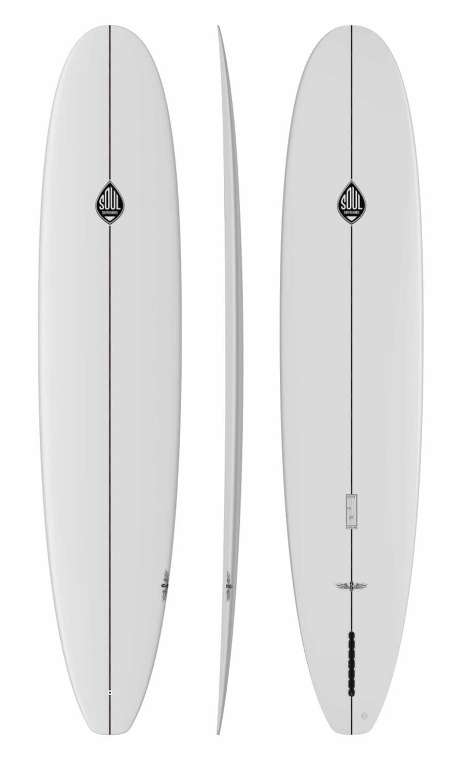 60 s soul surfboards