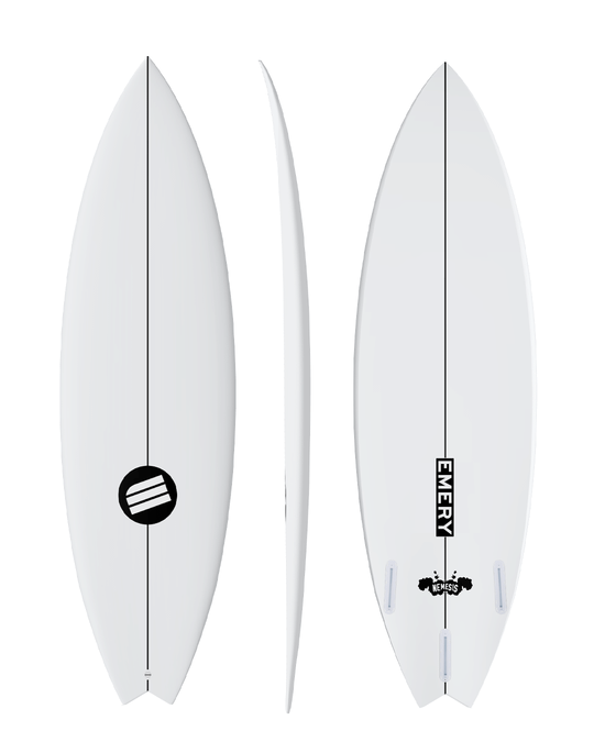 tabla de surf emery nemesis