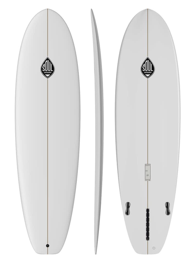 FAT WOMBAT SOUL SURFBOARDS