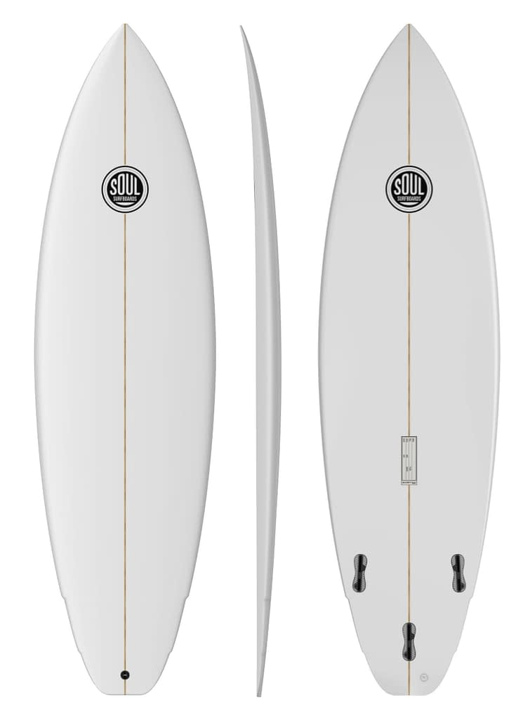 BULLDOG SOUL SURFBOARDS