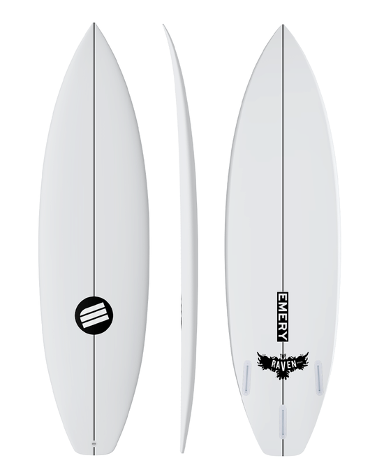 surfboards emery raven