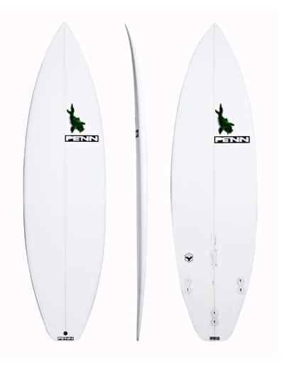 THE CROW MATT PENN SURFBOARDS