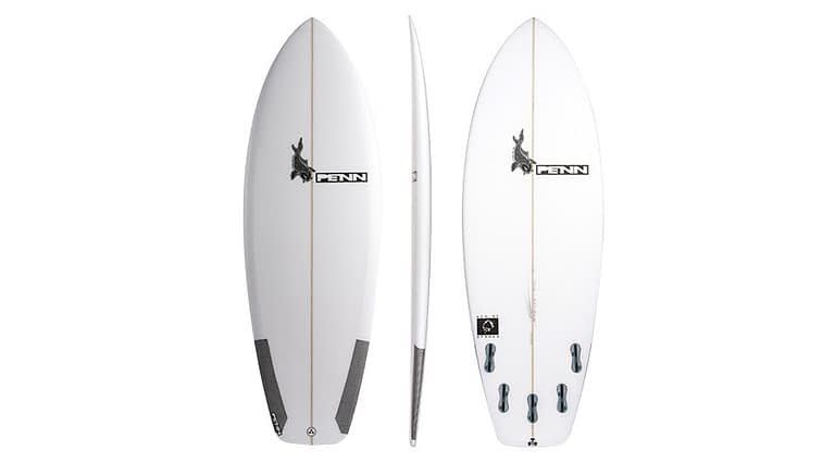 Matt Penn Surfboards ACE OF SPACES