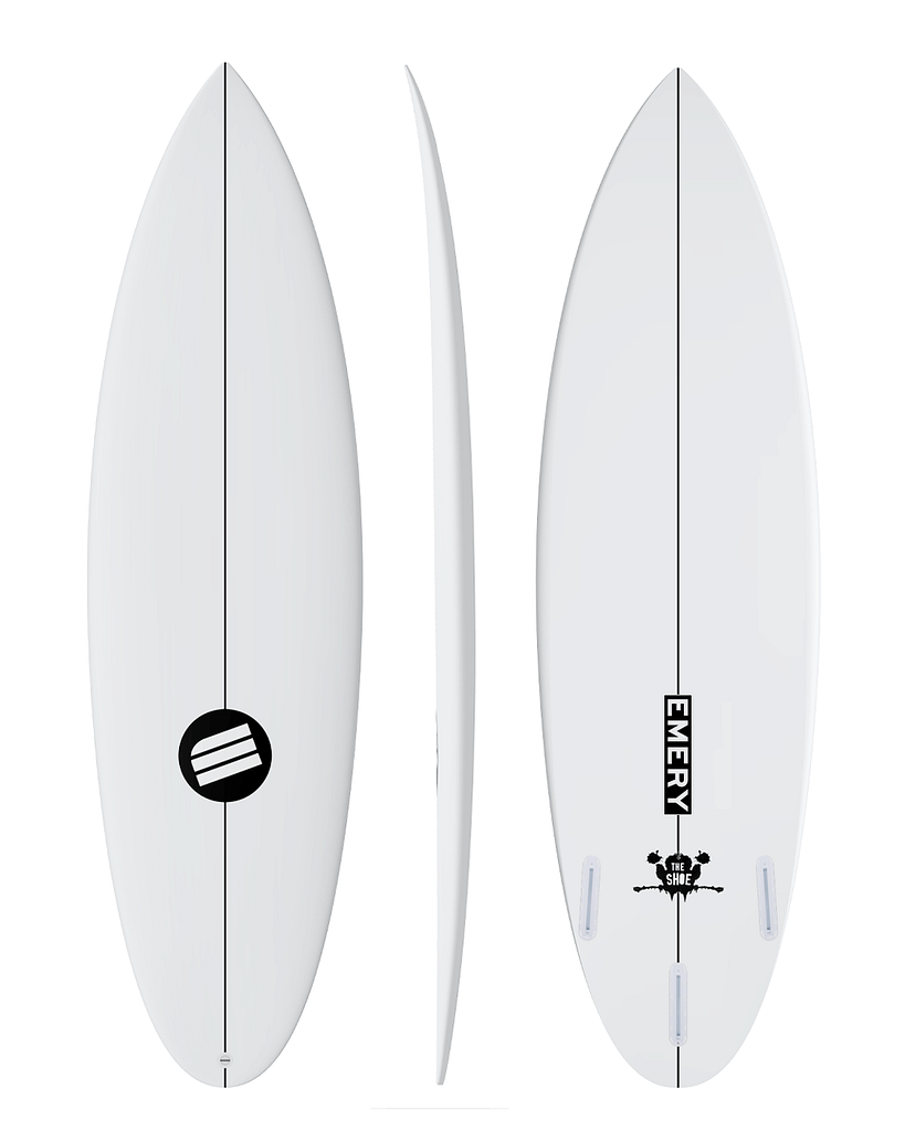 tabla de surf emery the shoe