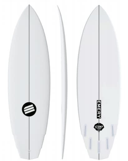 tabla de surf emery stump thumb