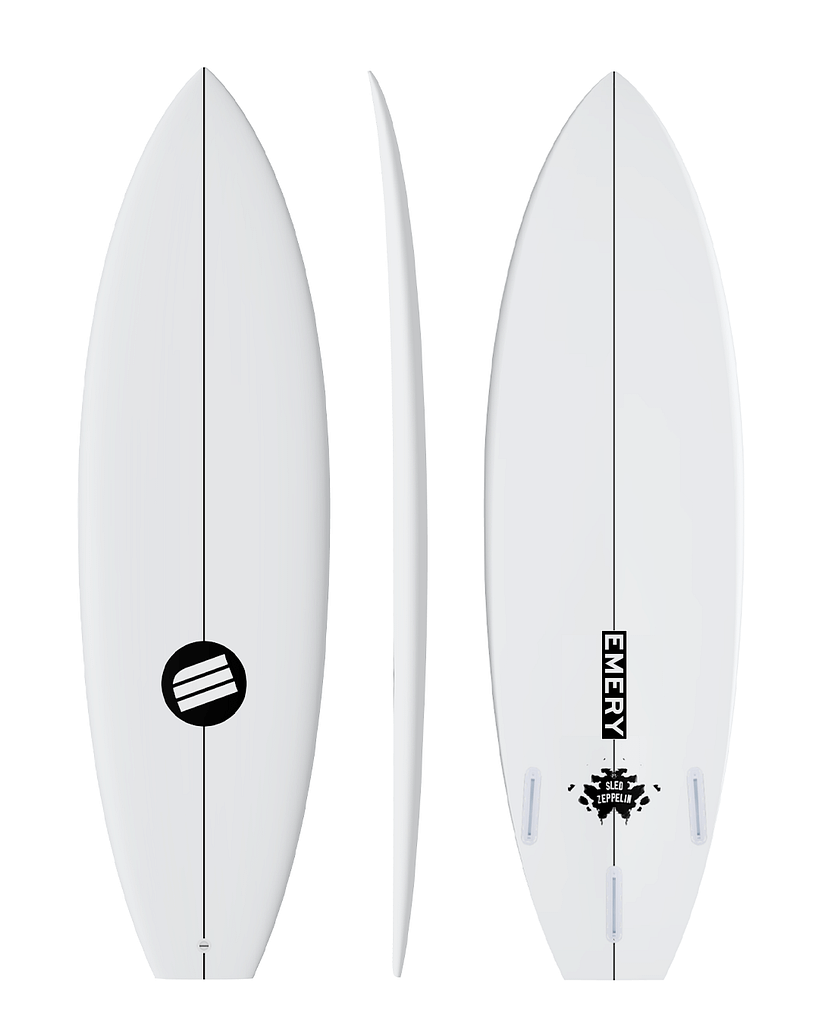 tabla de surf emery sled zeppelin