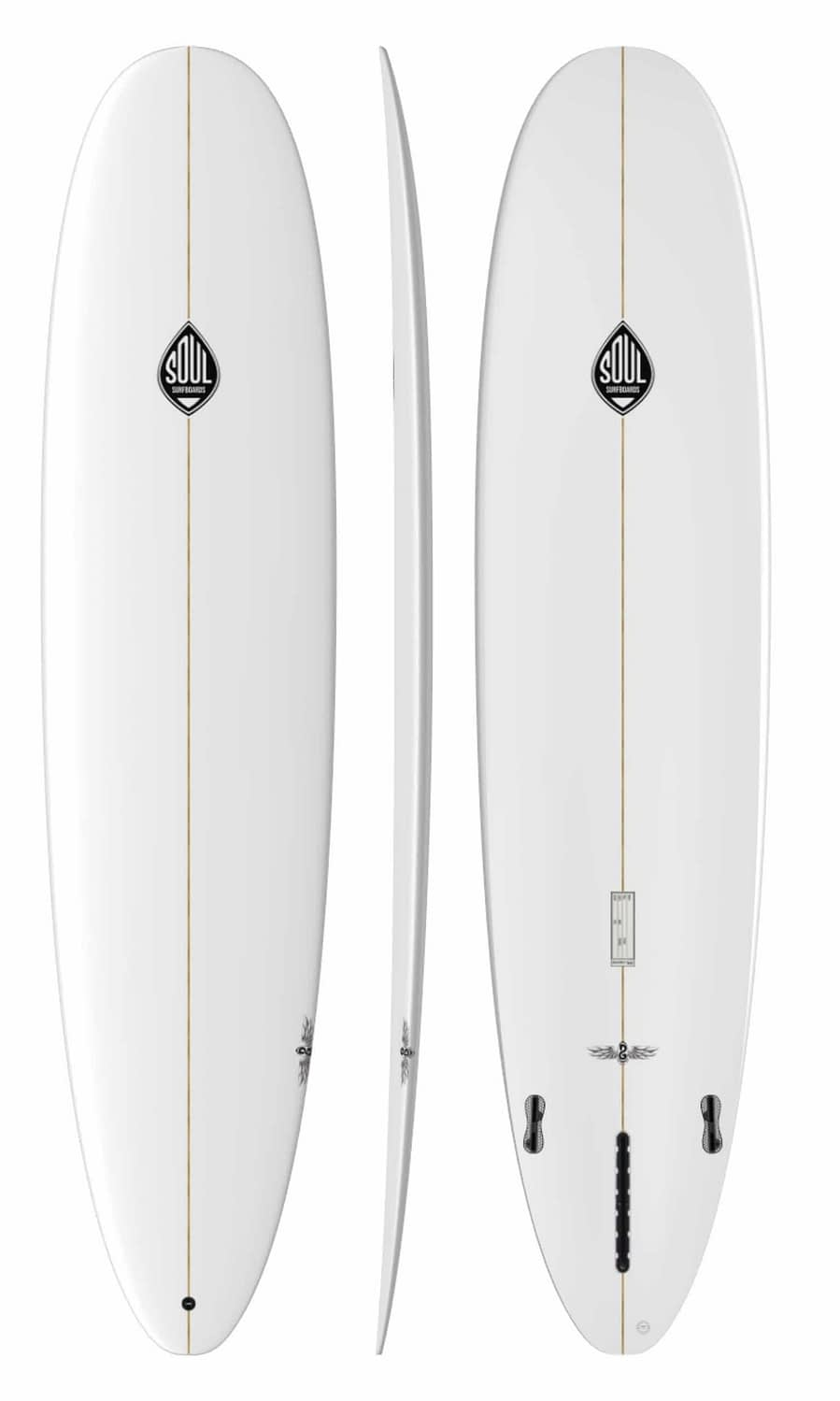 The Bolt Soul Surfboards