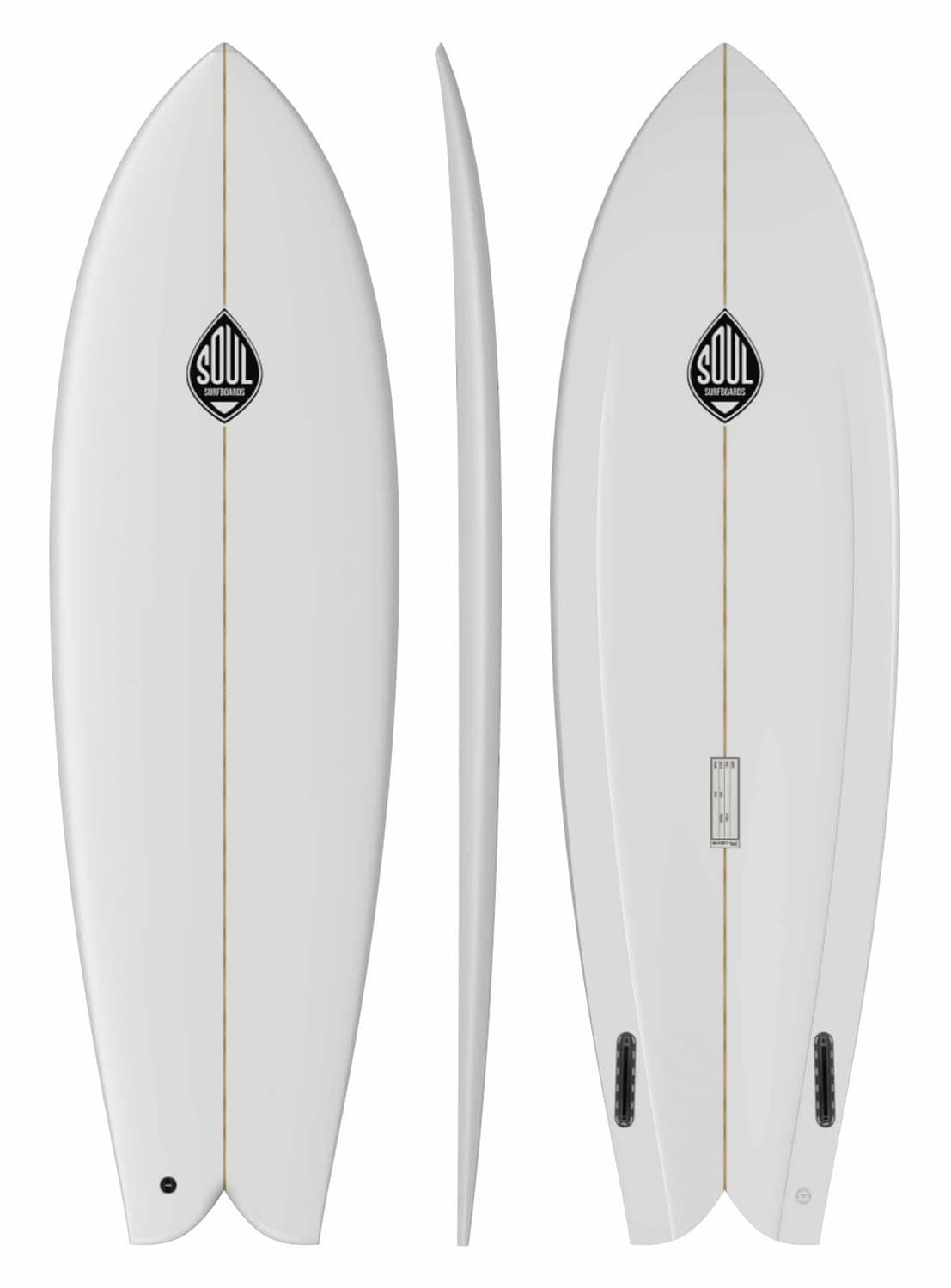 SPEED FISH SOUL SURFBOARDS