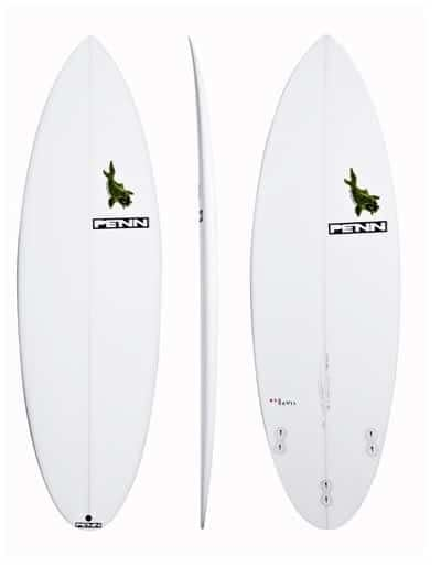RED DEVIL MATT PENN SURFBOARDS