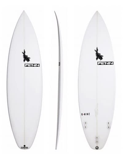 Matt Penn R-NINE Surfboards
