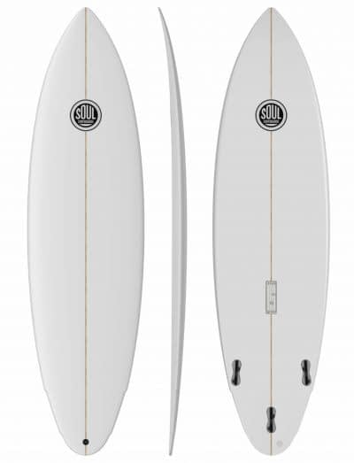 Wasabi Soul Surfboards