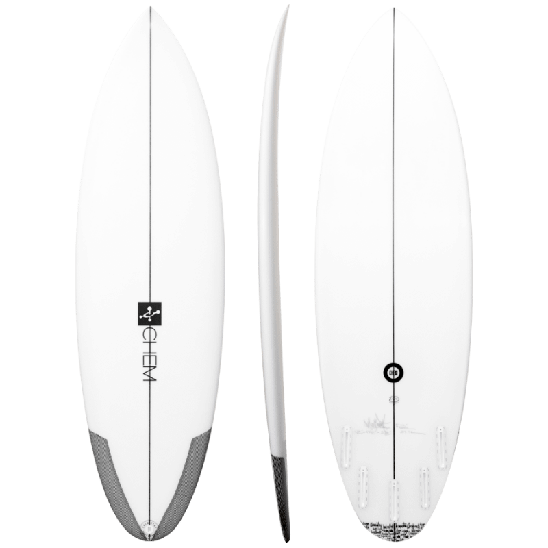 chemistry surfboards D3