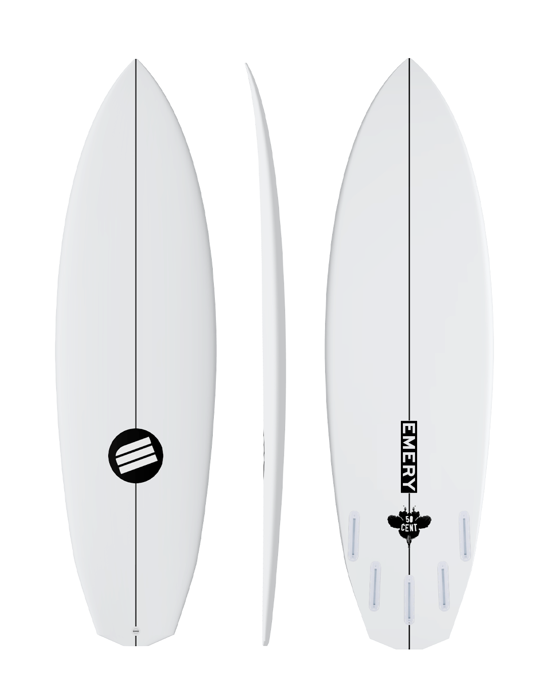tabla de surf emery